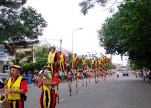 Festival Huế 2010 Đã có 40 đoàn nghệ thuật quốc tế đăng ký tham dự