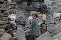 ARM Trẻ em là nạn nhân chính trong cuộc chiến tại Afghanistan