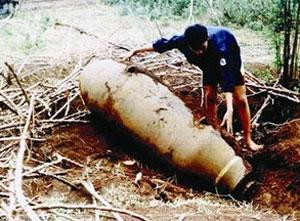 Cựu binh Mỹ khắc phục hậu quả chiến tranh Việt Nam