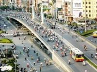 Hà Nội dự kiến sẽ xây nhiều tuyến đường trên cao