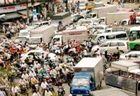 Thu phí lưu thông trong nội thành có thể kéo giảm sức tiêu thụ ô tô