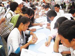 Thanh niên Hà Tĩnh có thêm cơ hội tìm việc làm