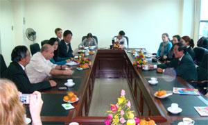 Thanh niên Vladivostok vì tình hữu nghị với Việt Nam