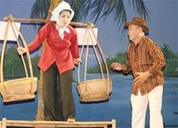 Sân khấu Tết Canh Dần 2010 - Nhộn nhịp kịch nói