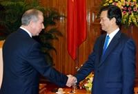 Quan hệ Việt Nam - Algeria, biểu hiện của tình bạn bè bền vững