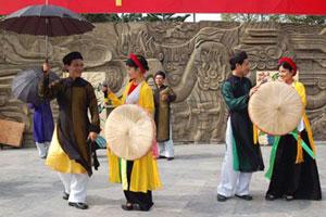 Bắc Ninh thành lập Hiệp hội Nghệ nhân quan họ