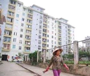 Bị thu hồi nhà, đất ở, người dân được mua nhà xã hội