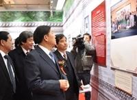 Triển lãm ảnh 60 năm thiết lập quan hệ Việt-Trung