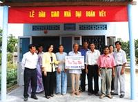 Tuy Phong Người nghèo được chăm lo