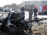 Iraq Đánh bom liều chiết, nhiều người chết và bị thương