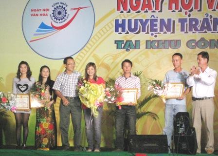 Hấp dẫn Ngày hội văn hóa công nhân Trảng Bom