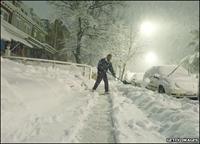 Nhiều bang tại Mỹ tiếp tục chìm trong bão tuyết