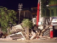 Cần đền bù thiệt hại phù hợp sau sự cố sụp nhà