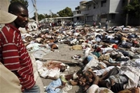 Các quỹ cứu trợ khẩn cấp cho Haiti được đầu tư tài chính