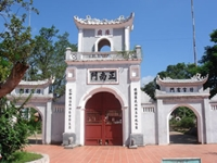 Ngày 27 2, khai ấn đền Trần, Lộc Vượng Nam Định