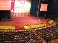 Lời cảm ơn của Ban Tổ chức cấp Nhà nước kỷ niệm các ngày lễ lớn trong hai năm 2009-2010