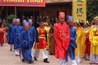 Hành hương về với đền thờ Anh hùng dân tộc Trần Quốc Tuấn