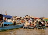 Môi trường, nguồn sống trên sông Mekong bị đe dọa