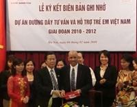 Nâng cao chất lượng, hiệu quả Đường dây tư vấn hỗ trợ trẻ em Việt Nam