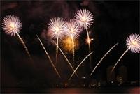 Đêm hội pháo hoa Huyền thoại sông Hàn