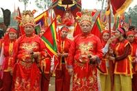 Lễ giỗ thủy tổ quan họ làng Diềm