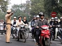 66 triệu USD cho an toàn giao thông tại Hà Nội