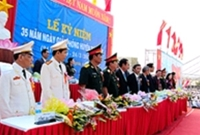 35 năm giải phóng tỉnh Quảng Ngãi 24 3 1975-24 3 2010  Nở hoa trên vùng đất khô cằn