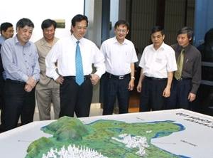 Phê duyệt quy hoạch chung Thủ đô Hà Nội trong tháng 8-2010
