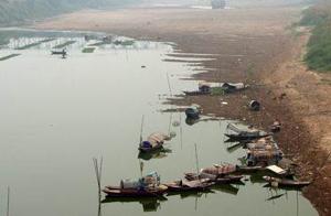 Đầu nguồn sông Hồng thiếu nước