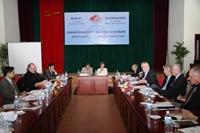 Gặp gỡ hữu nghị và toạ đàm về quan hệ Việt-Mỹ