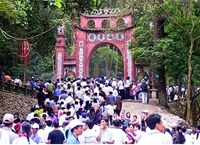 Cơ bản hoàn tất các hoạt động phục vụ Giỗ Tổ Hùng Vương - Lễ hội Đền Hùng năm 2010
