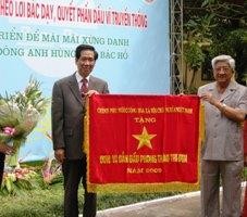 Công ty Rạng Đông làm theo lời Bác, quyết tâm phấn đấu để xứng danh Anh hùng lao động