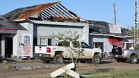 Lốc xoáy gây hậu quả nghiêm trọng tại Mỹ