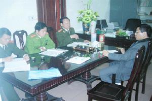 Thành phố Vinh Nghệ An  Cần xử lý nghiêm minh trước pháp luật và trả lại quyền lợi chính đáng cho người dân