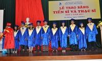 Công tác đào tạo sau đại học tại Đại học Đà Nẵng