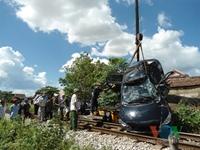 """Toàn quân hưởng ứng """"Ngày thế giới tưởng niệm các nạn nhân tử vong vì tai nạn giao thông"""""""