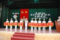 Bế mạc Hội thi Kỹ thuật Tăng – Thiết giáp Quân chủng Hải quân 2012