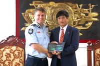 Australia tặng thiết bị phòng chống tội phạm công nghệ cao cho Việt Nam