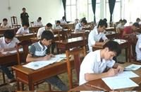 Hơn 10 000 thí sinh dự thi vào các trường quân đội