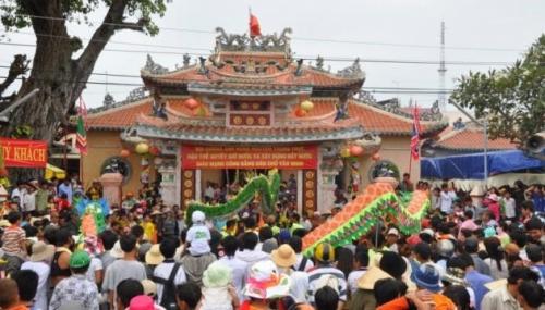 Khai mạc Lễ hội Nguyễn Trung Trực