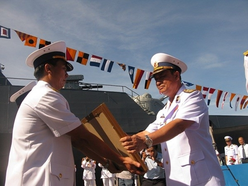 Tăng cường hợp tác Hải quân Việt Nam - Indonesia