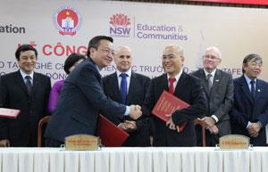 Cơ hội hội nhập quốc tế cho sinh viên các trường nghề TP Hồ Chí Minh