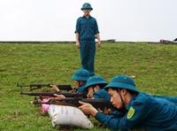 Nhiều hoạt động kỷ niệm Ngày truyền thống lực lượng dân quân tự vệ