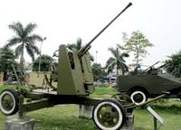 Kỷ niệm 60 năm Ngày truyền thống vẻ vang của Bộ đội Pháo Cao xạ Việt Nam anh hùng