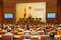 Quốc hội thông qua Luật Công an nhân dân sửa đổi
