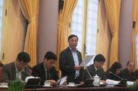 Tổ chức họp báo công bố 8 Luật mới