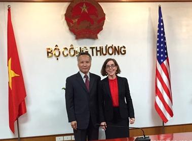 Thúc đẩy hợp tác năng lượng giữa Việt Nam và Hoa Kỳ