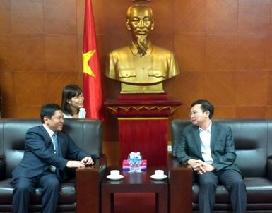 Harbin mong muốn được tham gia vào gói thầu BOT trong dự án điện của Việt Nam