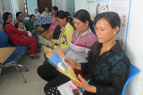 Khánh Hoà Đẩy mạnh bình đẳng giới trong chăm sóc sức khỏe sinh sản