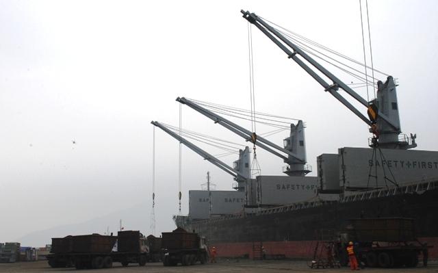 Kim ngạch xuất, nhập khẩu hàng hóa 10 tháng 2015 đều tăng